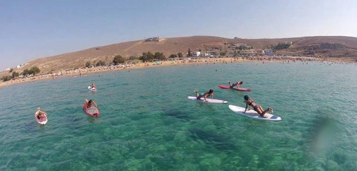 Easter SUP & Yoga retreat in Crete Island!